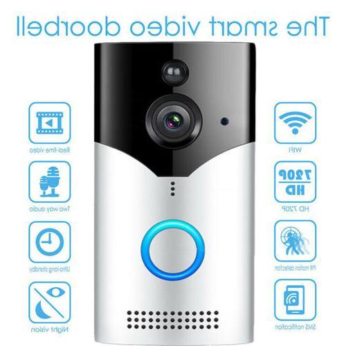 Smart Doorbell Video Camera Bell Intercom