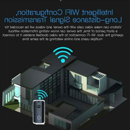 Smart Doorbell Video Camera Bell