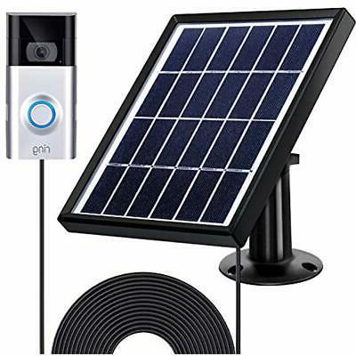 solar kits panel compatible with ring video