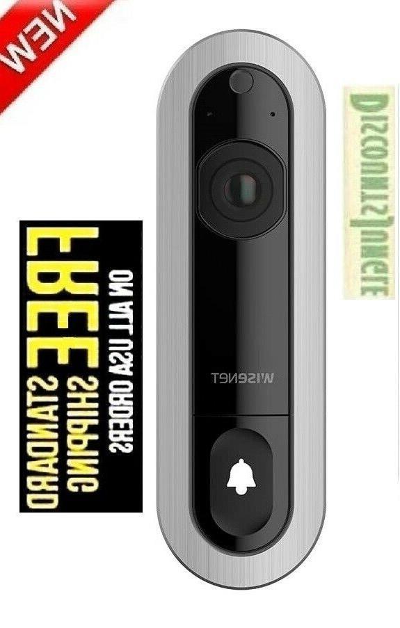 t8200 security wi fi video doorbell 2k