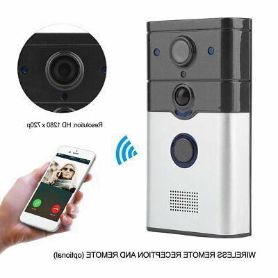 Wireless Video Door Two-Way Talk Camera US
