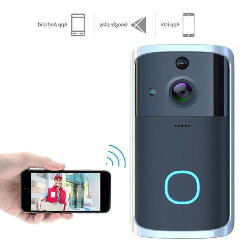 US Smart Video WiFi Visual Camera Record System
