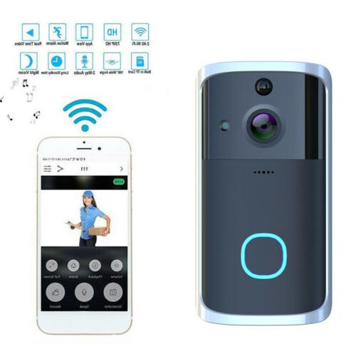 US Smart Video Wireless WiFi Visual Camera System