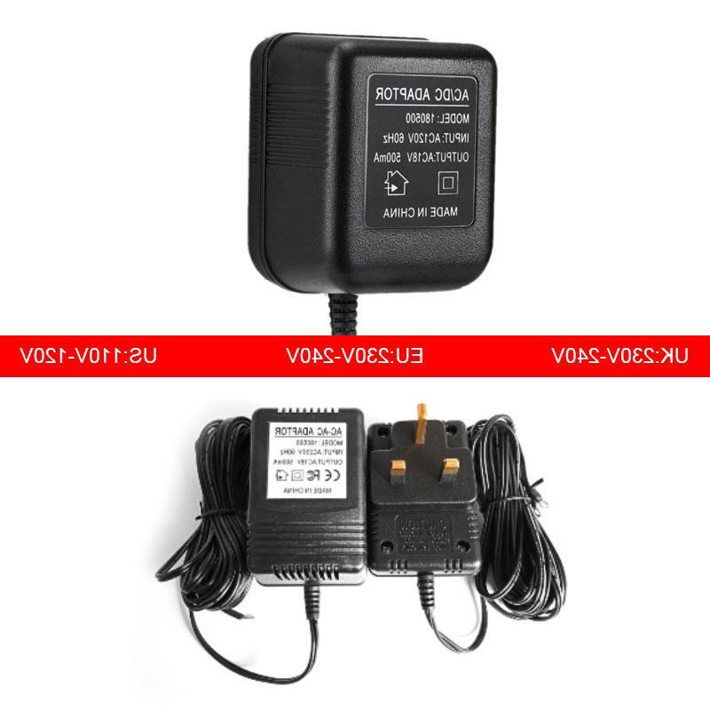 US UK EU Plug 18V AC for Wifi Wireless Camera Video Intercom