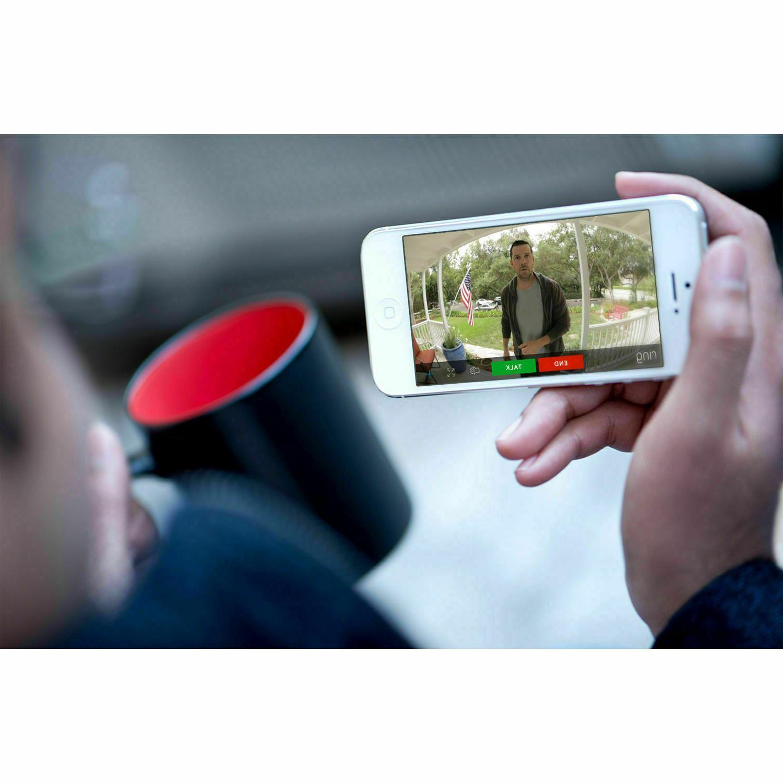 Ring Doorbell 1080p Smart Night