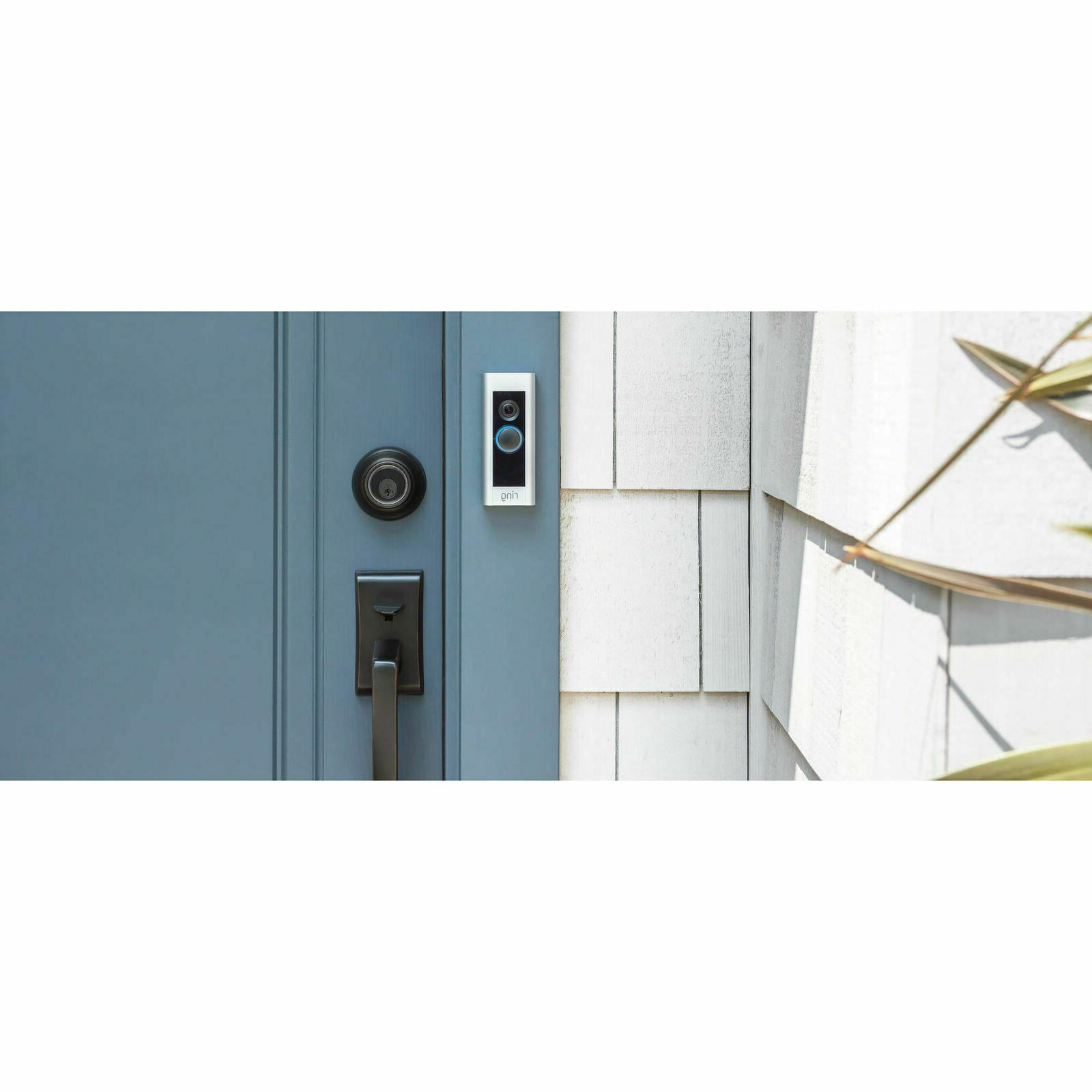 Ring Doorbell Pro 1080p HD Wi-Fi Night Vision