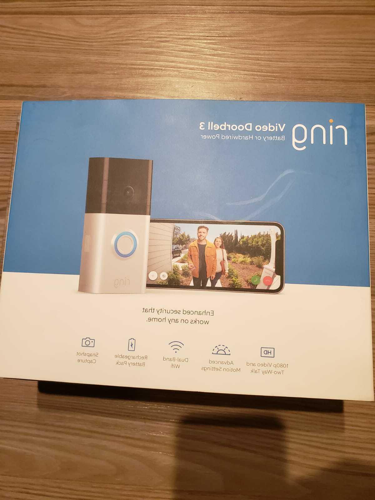 video doorbell 3 new version