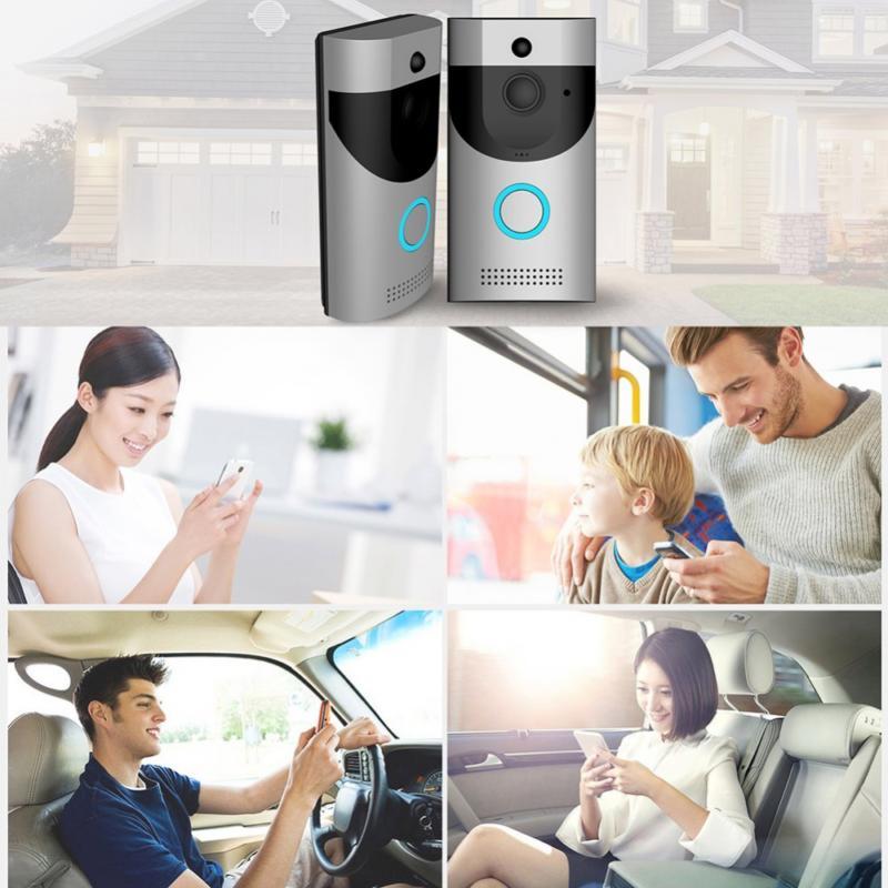 Video Awakingdemi Smart 720P Security Real-