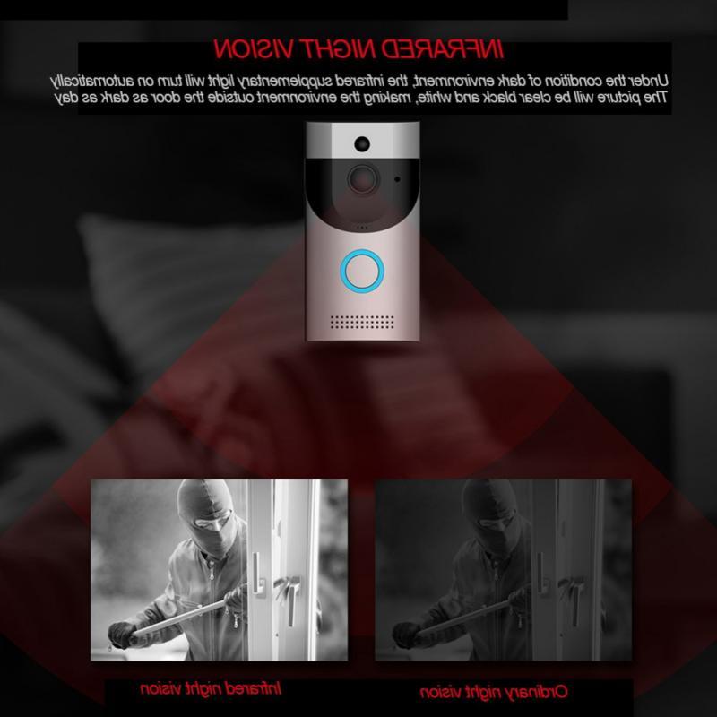 Video Smart WiFi Security