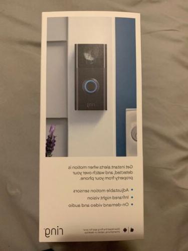 Ring Doorbell Venetian New