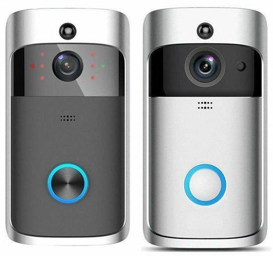 wifi doorbell video phone doorbell ir camera
