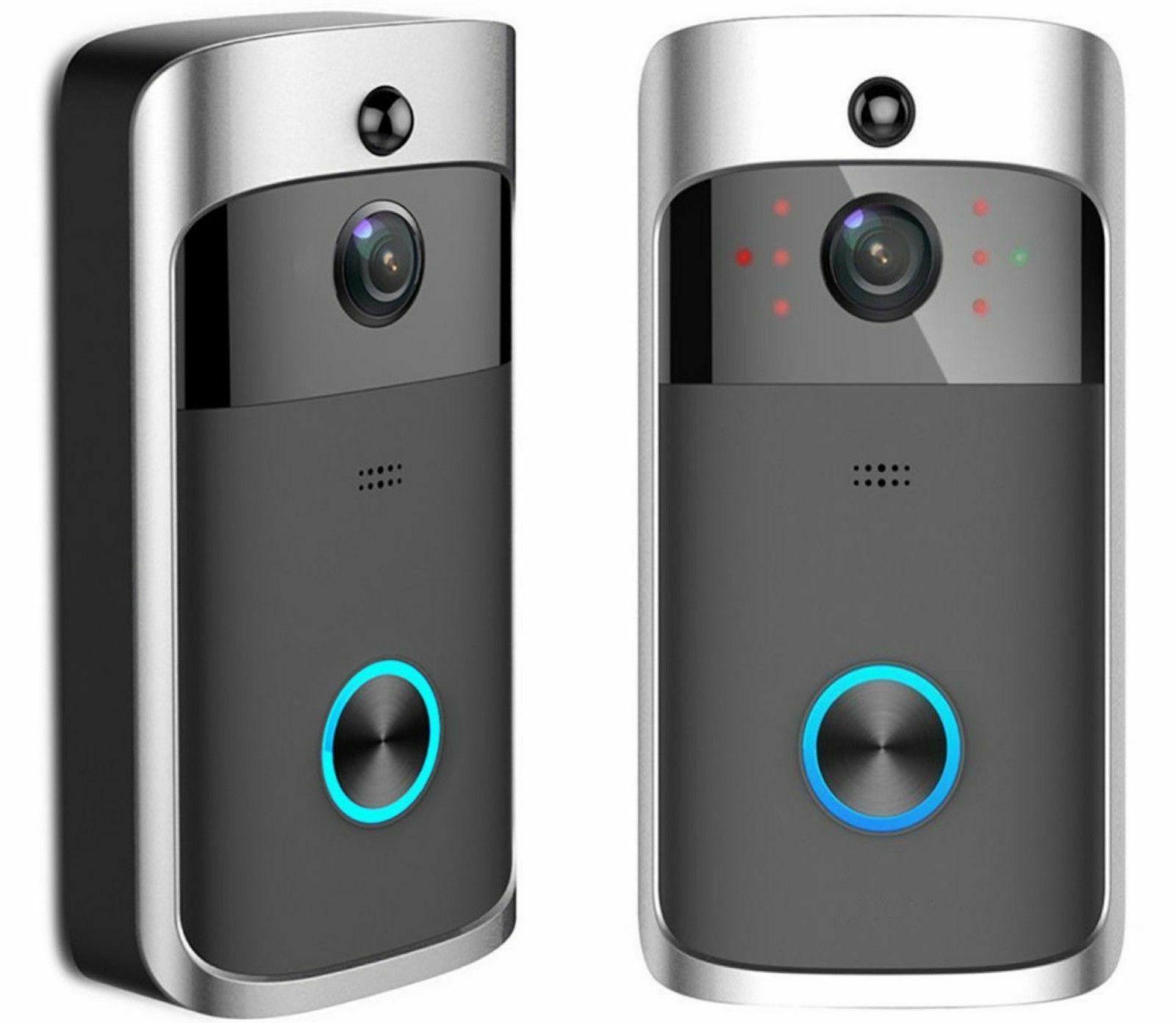 wifi doorbell video smart phone doorbell security