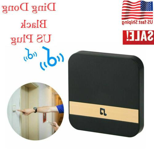 1pc wireless wifi doorbell chime ding dong