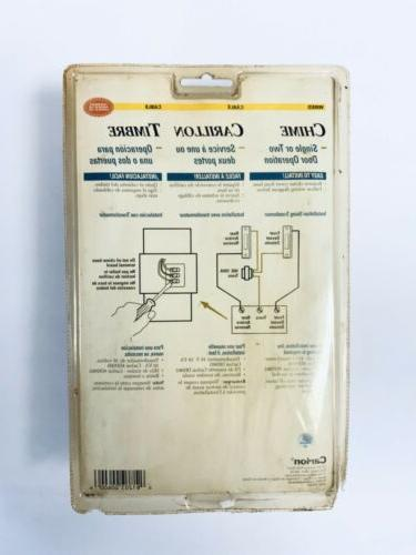 Carlon Doorbell DH600 New-B2