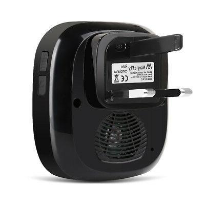 Magicfly Wireless 1000 Ft Doorbell 52 2