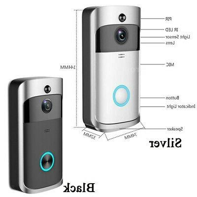 Doorbell Smart Ring Intercom Security Camera #1