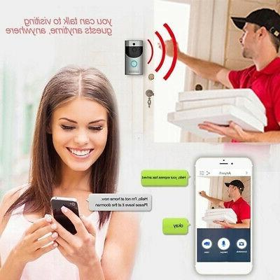 Wireless Doorbell Door Intercom