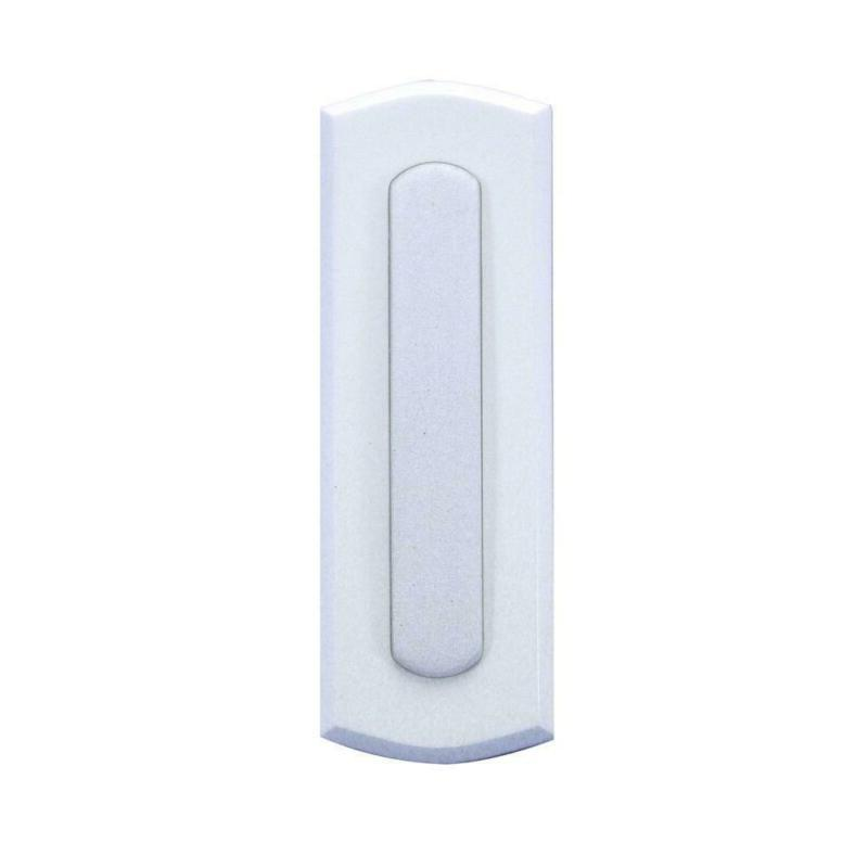 Wireless Battery Operated Doorbell Push Button Colonial Styl