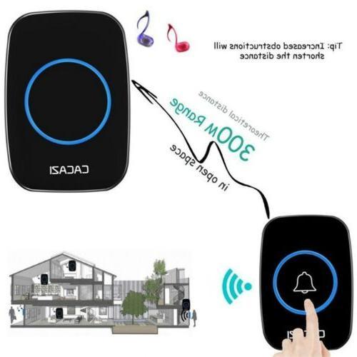 Wireless Remote Bell Receivers Door In US