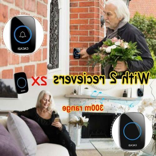 Wireless Doorbell Remote Plug