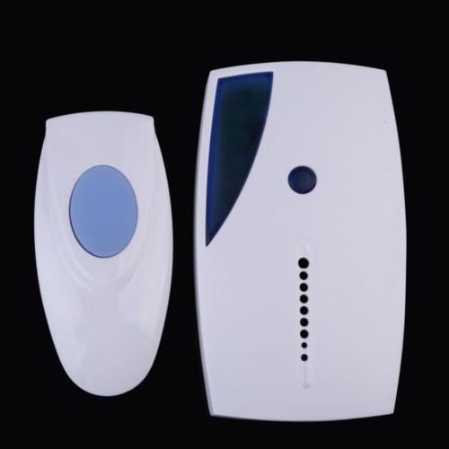 Wireless CHIME Home Cordless Portable 20M Digital Doorbell RF