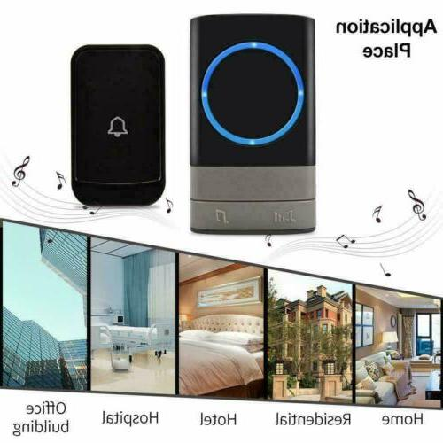 Wireless Door Bell Doorbell Latest Loud Chime