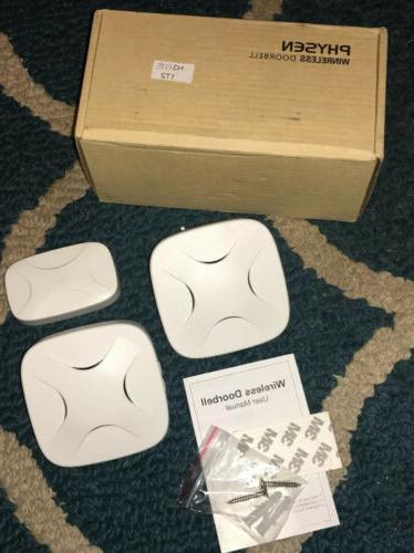 Physen Wireless Doorbell pc