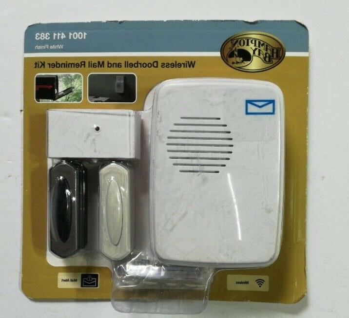 wireless doorbell and mail reminder kit 1001411383