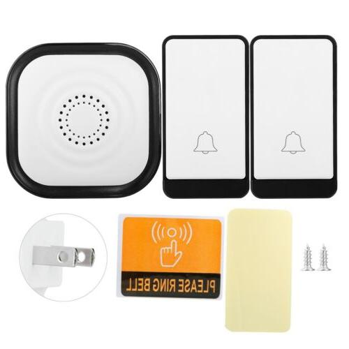Wireless Operated Door 2 Button+1 Plug in
