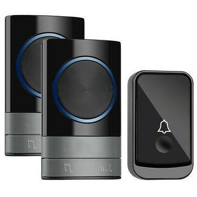 wireless doorbell battery operated door bell remote