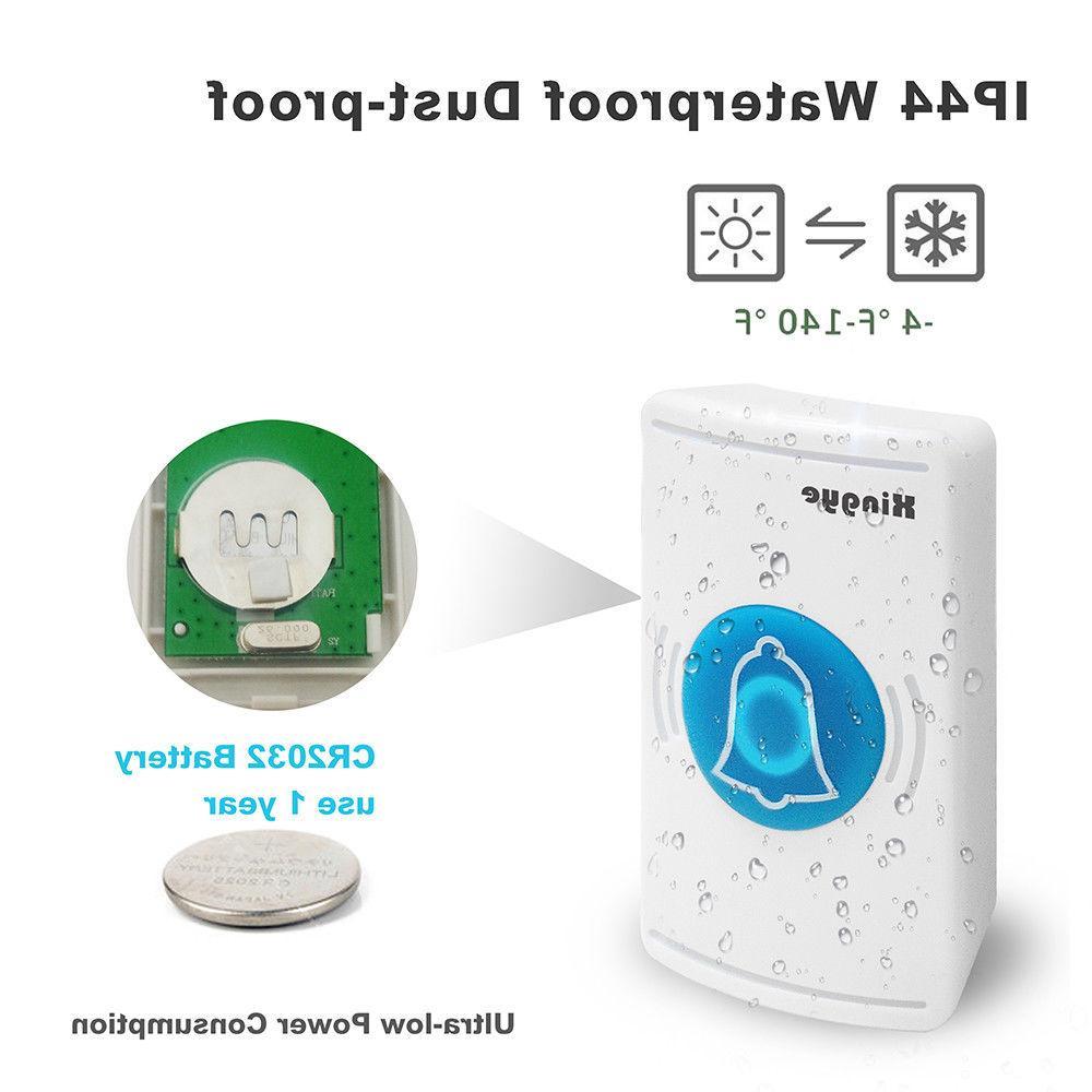Wireless Waterproof plug-in Door LED