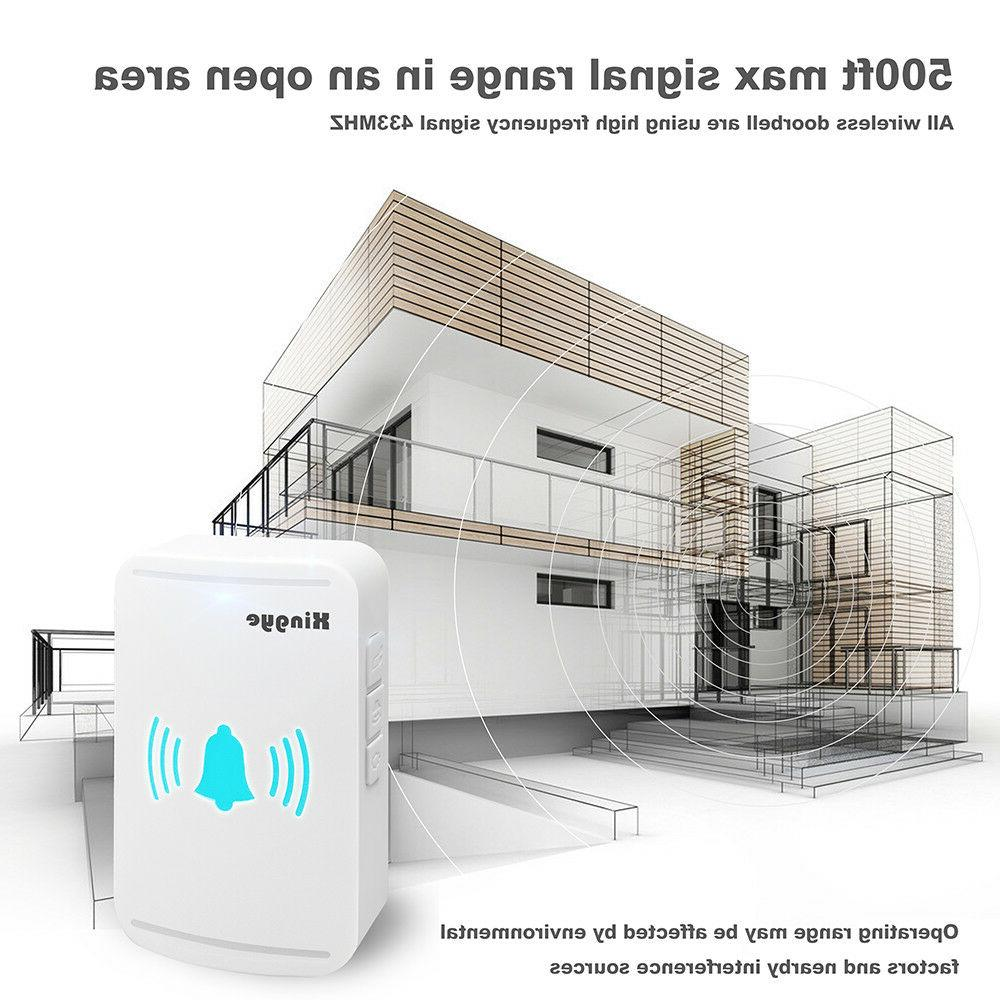 Wireless Waterproof Door