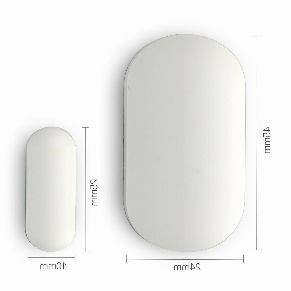 Wireless Sensor Chime & Plug Receiver