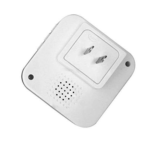 Wireless Chime, Indoor Chime For Doorbell, Adjustable US