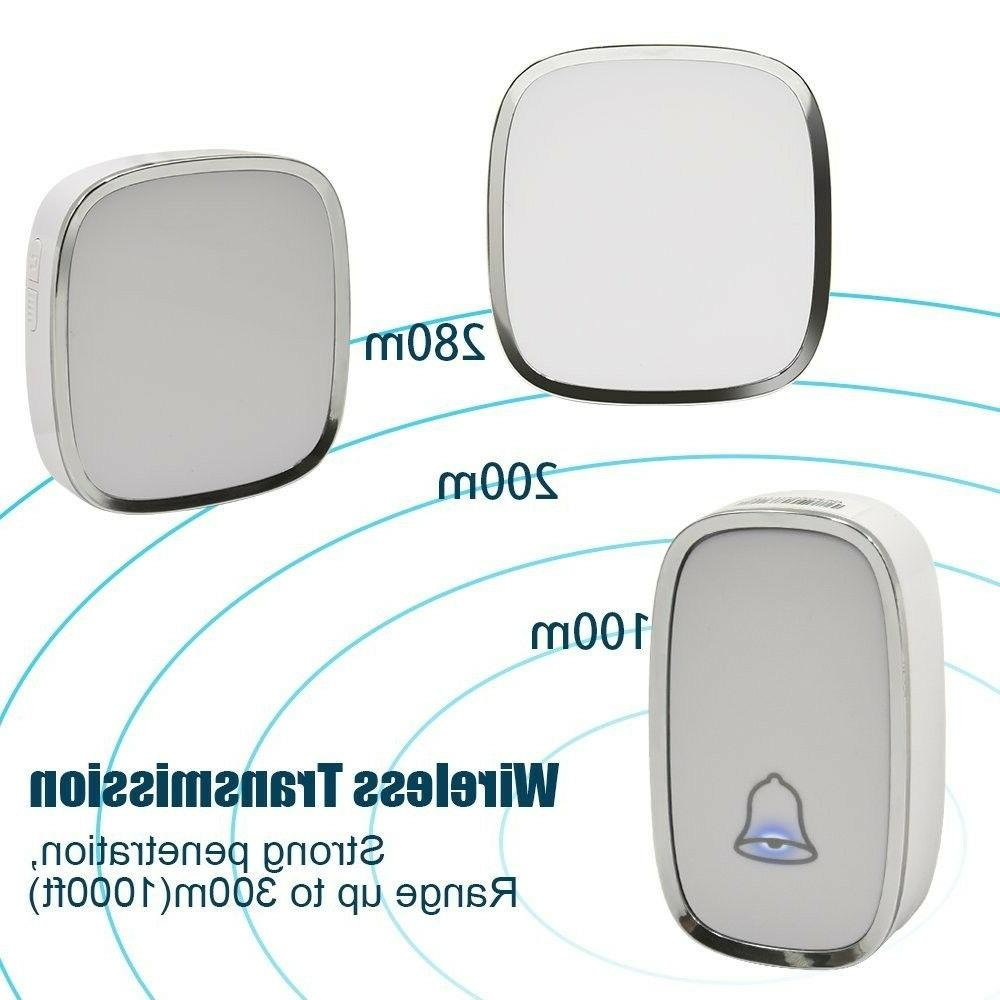 Wireless Button Range Office