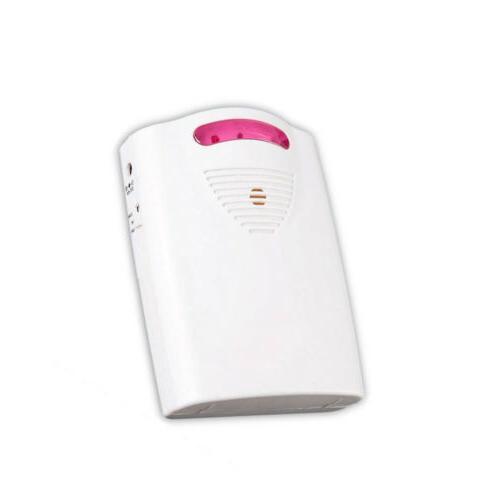 Wireless Doorbell Driveway Alarm Infrared Motion Tool