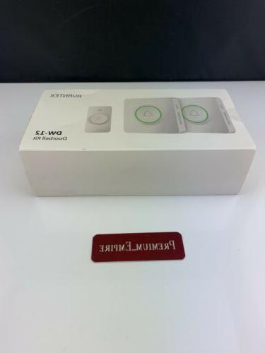 Wireless Doorbell, AVANTEK DW-12 Waterproof