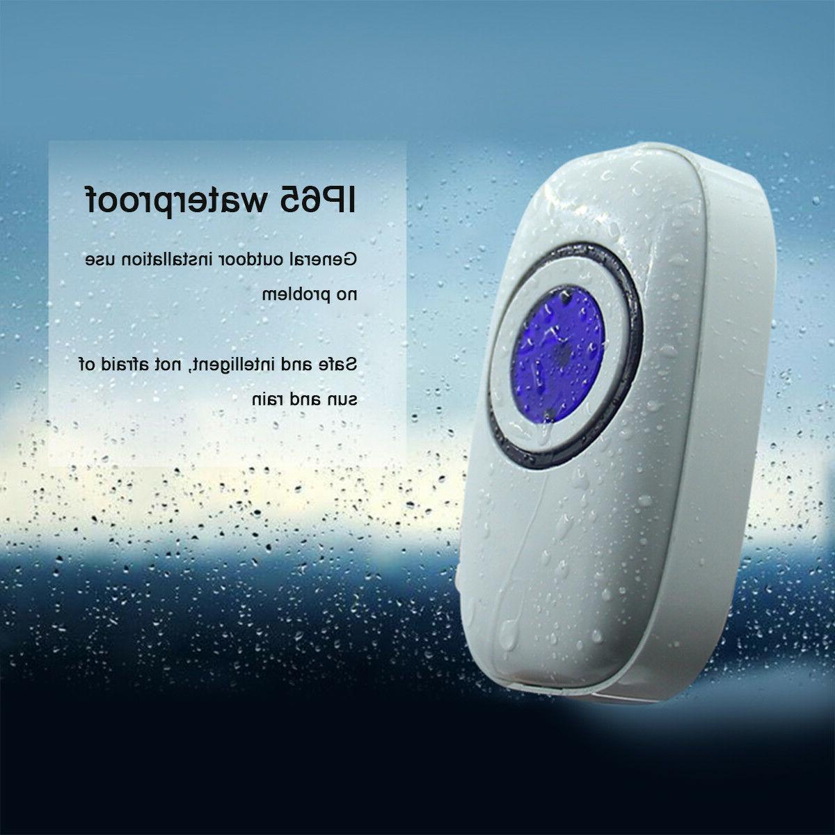 Wireless Doorbell For Office Remote Chime Door