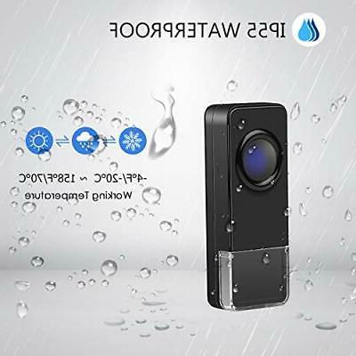 Wireless Doorbell Home )