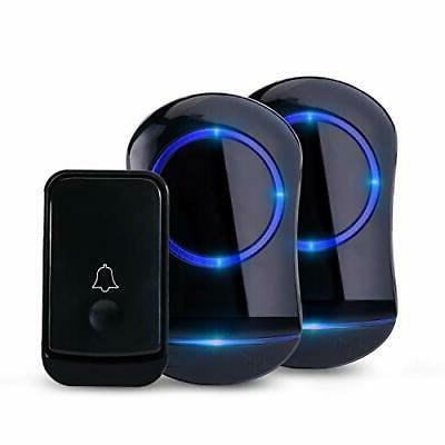 wireless doorbell kit waterproof door bell