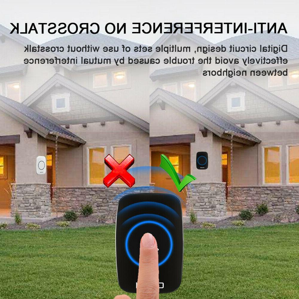 Wireless Door Kit Plug-In Receivers