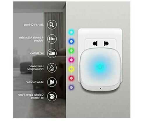 Wireless Doorbell, And Play Waterproof
