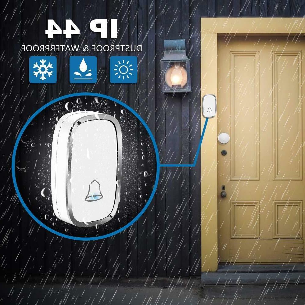 Wireless Plug Play Waterproof Kit;