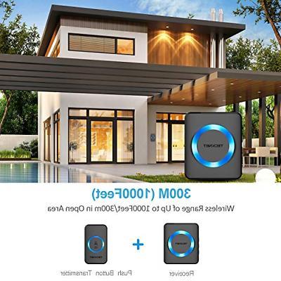 Wireless Cordless Door with
