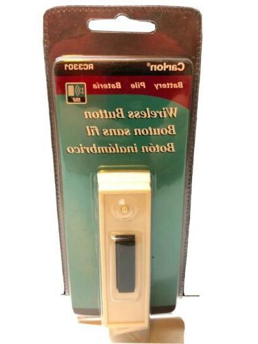 wireless doorbell push button