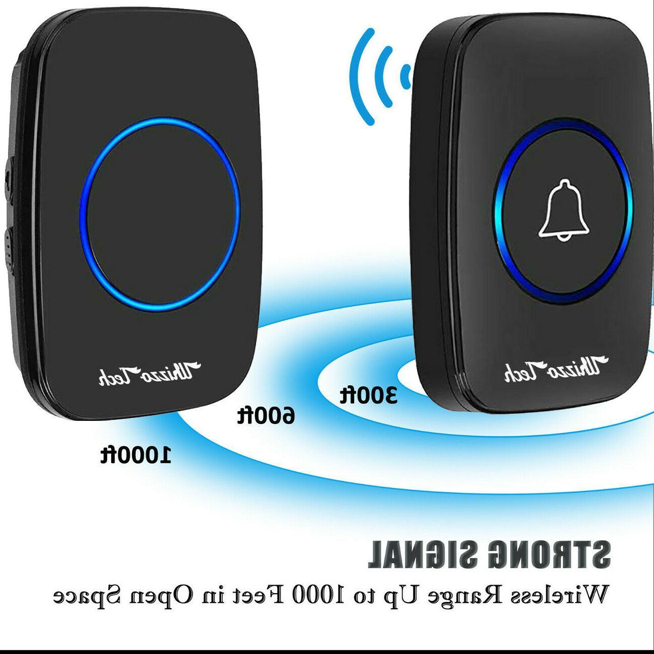 Wireless Doorbell Door in