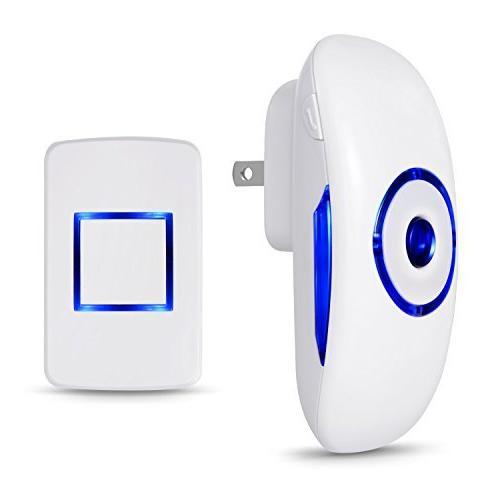 wireless doorbell waterproof door bell