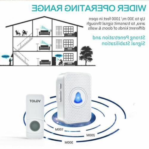 Wireless Waterproof Wall Plugin 55