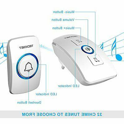 Wireless TeckNet Wireless Door Kit with