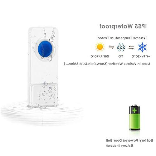 Coolqiya for with Remote Waterproof 1 in Required for 52 Ringtones